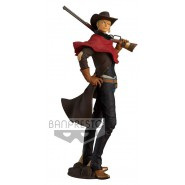 ZORO RORONOA Figure Statue 21cm ONE PIECE TREASURE CRUISE World Journey Vol.1 Cowboy BANPRESTO
