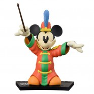 Figure Statue MICKEY MOUSE 23cm The Band Concert SEGA Super Premium SPM Japan DISNEY Orchestra Vintage 90 years