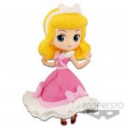 Figure Statue CINDERELLA 7cm (3'') Disney Characters PETIT QPOSKET Banpresto