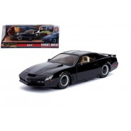 KNIGTH RIDER Supercar Model Car K.I.T.T. Knight Rider Front LED Lights 1/24 20cm KITT Jada