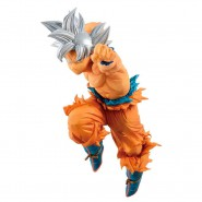 DRAGONBALL Figure Statue 17cm GOKU SON GOKOU ULTRA INSTINCT Colosseum WFC  Banpresto Japan