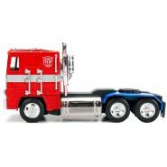 TRANSFORMERS AUTOBOT Modello DieCast OPTIMUS PRIME Scala 1/32 ORIGINALE Jada Toys
