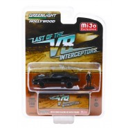 Model 1973 FORD FALCON XB Scale 1/64 7cm With Figure Last Of The V8 Interceptors DieCast Greenlight