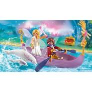 Playset Fairies Romantic FAIRY BOAT Original PLAYMOBIL Fairies 70000
