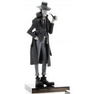 Figure Statue Inspector ZENIGATA 17cm (7'') BLACK AND WHITE VERSION Serie CREATOR X CREATOR Part 5 Original BANPRESTO