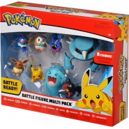 POKEMON Box 8 Mini FIGURES Battle Figure Multi Pack WAVE 1 Original WCT
