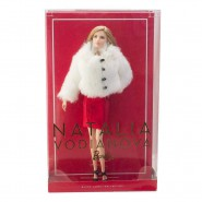 BARBIE Collector NATALIA VODIANOVA Serie BLACK LABEL Collection MATTEL Original CHX13