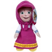 Plush BIG 40cm MASHA Baby Girl from MASHA and the Bear ORIGINAL