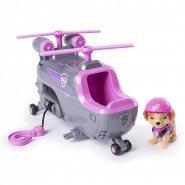 PAW PATROL Vehicle HELICOPTER SKYE 20cm ULTIMATE Rescue Spin Master