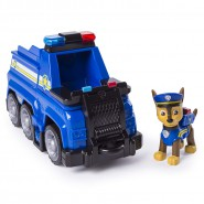 PAW PATROL Vehicle POLICE CRUISER CHASE 20cm ULTIMATE Rescue Spin Master