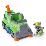 PAW PATROL Vehicle ROCKY Recycle Truck 20cm ULTIMATE Rescue Spin Master