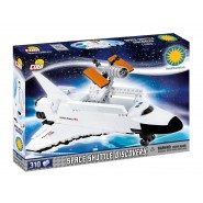 Playset SPACE SHUTTLE DISCOVERY Building Blocks COBI 21076