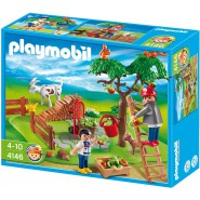 Playset APPLE HARVEST Original PLAYMOBIL 4146