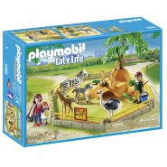 Playset ZOO African Wild ANIMALS Original PLAYMOBIL City Life 5968