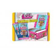L.O.L. SURPRISE Trading Cards FULL BOX Display 24 PACKS Original PANINI