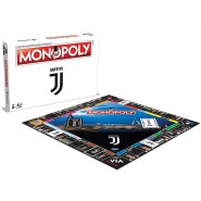 MONOPOLY Versione Speciale JUVENTUS JJ Squadra Calcio NUOVA VERSIONE 2019 Aggiornata UFFICIALE Monopoli