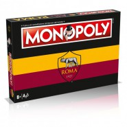 MONOPOLY Special Edition AS ROMA Football CLUB Version 2019 - ITALIAN Language
