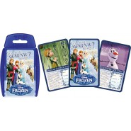TOP TRUMPS Cards Deck FROZEN Edition ITALIAN Language