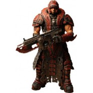Action Figure 18cm DOMINIC SANTIAGO in THERON DISGUISE From GEARS OF WAR GOW 4 Original McFarlane USA