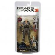Action Figure 18cm ANYA STROUD From GEARS OF WAR 3 GOW Original McFarlane USA