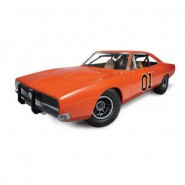 HAZZARD Model Kit CAR GENERAL LEE 1969 Dodge Charger 1/25 MPC