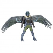 Figure SPIDER MAN VULTURE 15cm Marvel Home Coming Super Hero With Wings HASBRO C0421