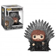 Figure Diorama TYRION on IRON THRONE from GAME OF THRONES Original FUNKO POP 71