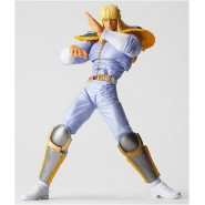 Rare Action Figure SHIN 006 Kaiyodo Revoltech from HOKUTO NO KEN