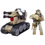 Building Playset DRONE ATTACK with SOLDIER From Videogame COD Call Of Duty MEGA BLOKS 06813 Collector Series