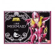 Figure VINTAGE MERMAID Flat Box Saint Seiya BANDAI Japan