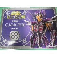 Box Damaged - Figure VINTAGE CANCER Flat Box Saint Seiya BANDAI Japan