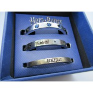 Item damaged - HARRY POTTER Box SET 3 BRACELETS House of RAVENCLAW Original OFFICIAL