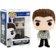 TWILIGHT Collectible Figure EDWARD CULLEN Sparkling 10cm Funko POP 320