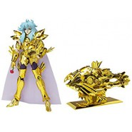 Figure PISCES GOLD Serie BANDAI MYTH CLOTH DieCast Metal
