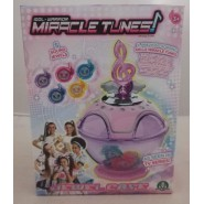 MIRACLE TUNES Box Playset JEWELRY CASE and 5 Sound JEWELS Original GIOCHI PREZIOSI