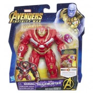 ACTION FIGURE HULKBUSTER 14cm With Infinity Stone Marvel Original HASBRO E1404  Hero Vision