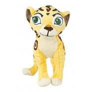 Plush FULI Leopard Lion Guard 17cm ORIGINAL DISNEY Famosa Softies