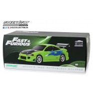 FAST and FURIOUS Model BRIAN's 1995 MITSUBISHI ECLIPSE 25cm 1/18 Original Greenlight ARTISAN