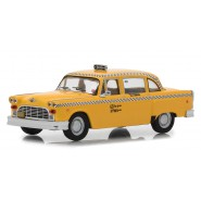Car Model 1975 CHECKER TAXI from movie TAXI DRIVER 1/43 12cm Greenlight Hollywood