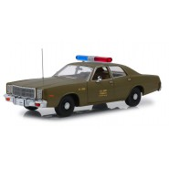 A-TEAM Model 1977 PLYMOUTH FURY 30cm US Army Colonel Decker 1/18 Original Greenlight ARTISAN A Team