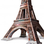 Puzzle 3D TOUR EIFFEL Paris FRANCRE Height 100cm 816 PIECES Official WREBBIT