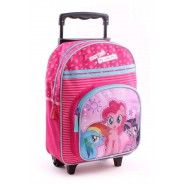 Backpack With Trolley MY LITTLE PONY - TOGETHER Size 38x28x16cm ORIGINAL Official SCHOOL SPORT