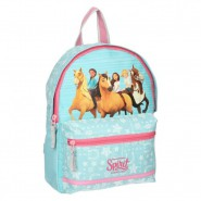 Backpack SPIRIT Horse RIDING FREE Size 31x23x9cm ORIGINAL Officiale