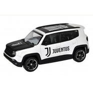 JUVENTUS DieCast Model Car JEEP RENEGADE Scale 1/43 OFFICIAL Original
