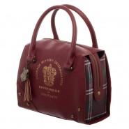 HARRY POTTER Bag GRYFFINDOR Plaid Top Handbag 29x20cm ORIGINAL Bioworld