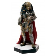 AVP ELDER PREDATOR Rare Figure Metallic Resin from Predator 16cm Scale 1/16 Serie Eaglemoss HERO Collector Num 16