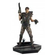 HUDSON Figure Metallic Resin Human from Alien 13cm Scale 1/16 Serie Eaglemoss HERO Collector Num 8