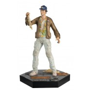 BRETT Figure Metallic Resin Human from Alien 11cm Scale 1/16 Serie Eaglemoss HERO Collector Num 24