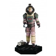 DALLAS Figure Metallic Resin Human from Alien 12cm Scale 1/16 Serie Eaglemoss HERO Collector Num 6