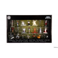 NBX NIGHTMARE BEFORE CHRISTMAS Special Boxed SET 20 Mini Figures METAL 4cm Original JADA Toys NANO Metalfigs